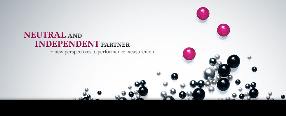 A neutral and independent partner - new perspectives to performance measurement.