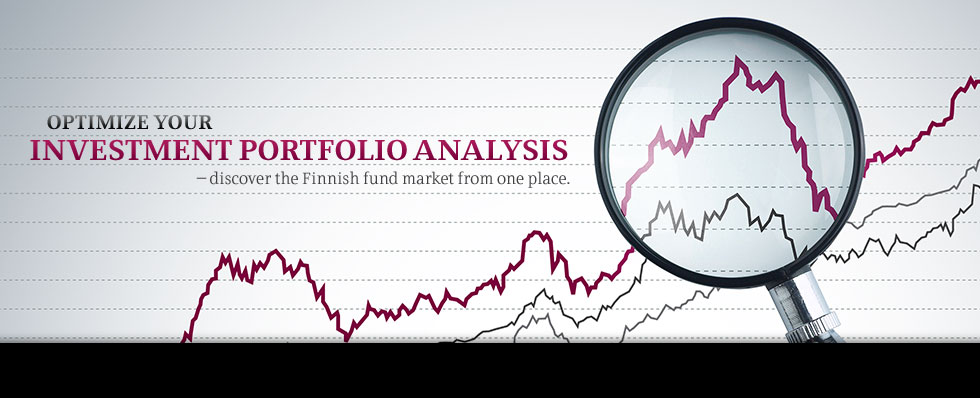 Optimize your investment portfolio analysis - discover the Finnish fund market from one place.